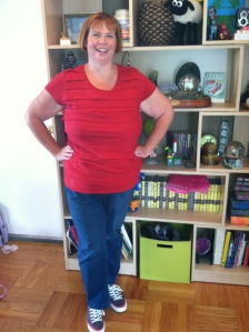 Week 12 and 47.5 pounds gone!