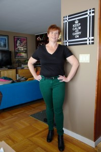 Yes, I'm a middle-aged woman!  At 46, I'm in the best shape of my life!  My weight loss journey keeps getting better and better.