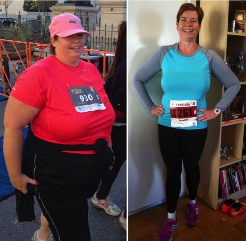 Many changes have happened from my first 5K in 2012 to my first 10K in 2015!