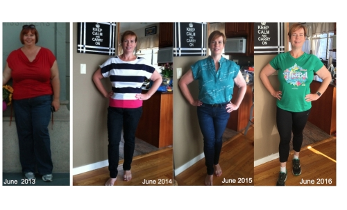 From 2013 to 2016, I've made many changes to my life through gastric sleeve surgery!