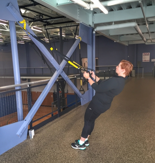 Working Out TRX